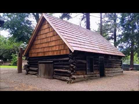 Roop's Fort & Memorial Park Spooky Legends of Susanville