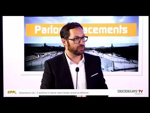 ASSURANCE VIE : 4 actions à mener sans tarder avant la réforme