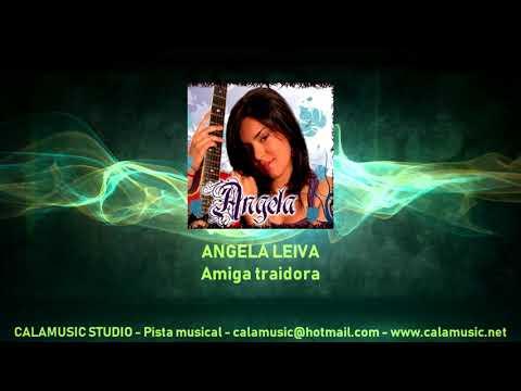 ANGELA LEIVA - Amiga Traidora - Pista Musical Demo