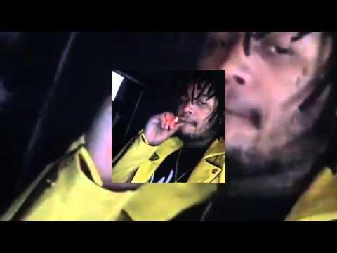 Fredo Santana Smoking with a Uber Driver