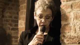 Doamna Oana Pellea citește din Teoria Tăcerii de Iulian Tănase