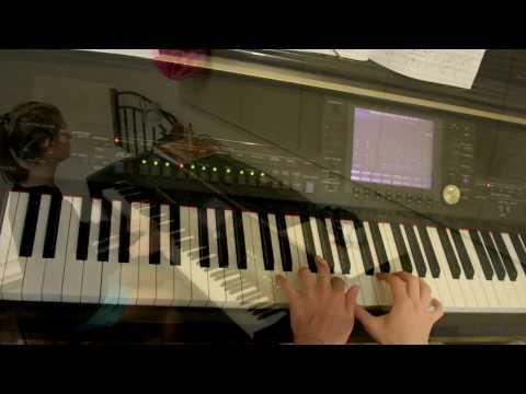 Drive- Oh Wonder (Piano/Instrumental Cover || Kimberly Edwards)