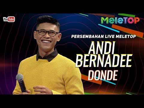 Andi Bernadee - Donde  Persembahan  MeleTOP  Nabil & Neelofa