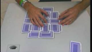 Pick Up 29 Cards By Touching Only 1