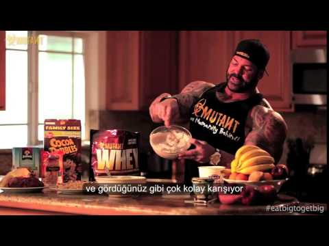 RICH PIANA-DAİLY FOOD ROUTINE