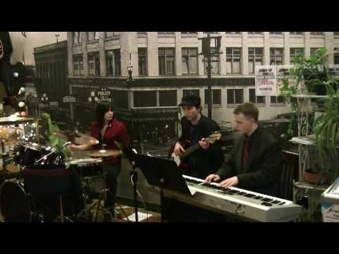 Autumn Leaves, Patchwork Jazz Live Improv at Zippy's Java Lounge