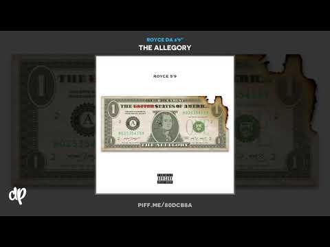 Royce Da 5'9'' - Upside Down (feat. Ashley Sorrell & Benny The Butcher) [The Allegory]