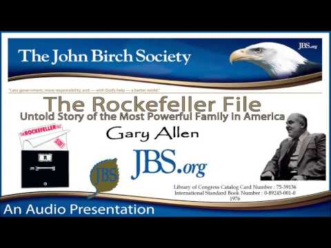 Gary Allen The Rockefeller File (1976)