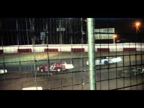 5.23.15-----Peoria Speedway-----Street Stock Feature