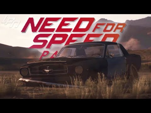 MUSTANG DERELICT, ALLE FUNDORTE! + TIPPS - NEED FOR SPEED PAYBACK