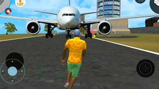 Real Gangster Crime #136 - Block an airplane | Best Android GamePlay FHD screenshot 3