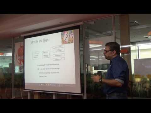 Change Vector Tracking by Ranjith Tharayil at Software Architect's Meetup #10
