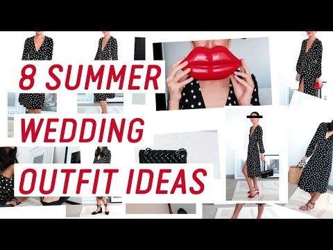 8-outfits-with-one-dress-|-summer-wedding-guest-outfit-ideas-lookbook