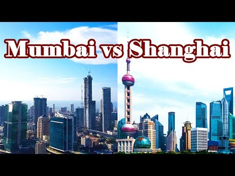 Which city is better - Mumbai or Shanghai?