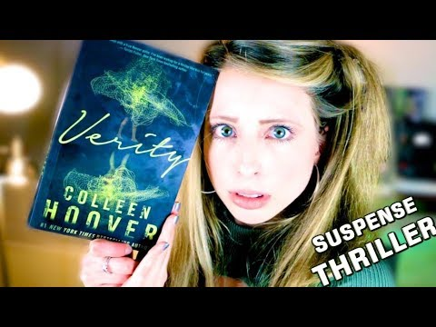 VERITY BY COLLEEN HOOVER | booktalk with XTINEMAY