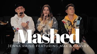 Jenna Raine - Mashed: Episode One Featuring Max & Harvey