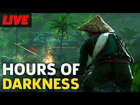 how to play hours of darkness dlc