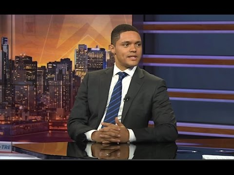 What Trevor Noah misses most about South Africa