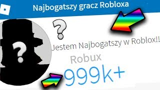 The richest player Roblox! More than £ 1 million!