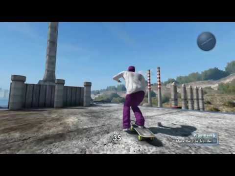 DNA Syphr117  A Skate 3 film