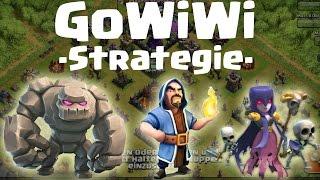 GoWiWi - Angriffsstrategie || CLASH OF CLANS || Let's Play CoC [Deutsch/German HD]