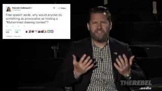 Gavin McInnes: Tribute to free speech & Pamela Geller after Garland shooting