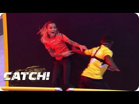 Match 1: Around the Block - CATCH! Die Deutsche Meisterschaft im Fangen
