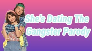 Mark logan shes dating the gangster bloopers clips