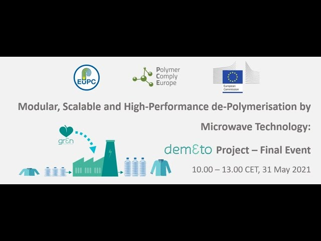 DEMETO Final Event - Recording Available