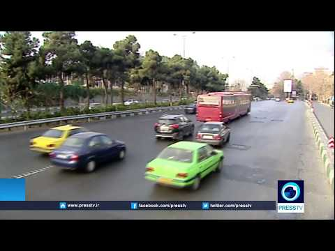 Life Back To Normal After Earthquake In Tehran