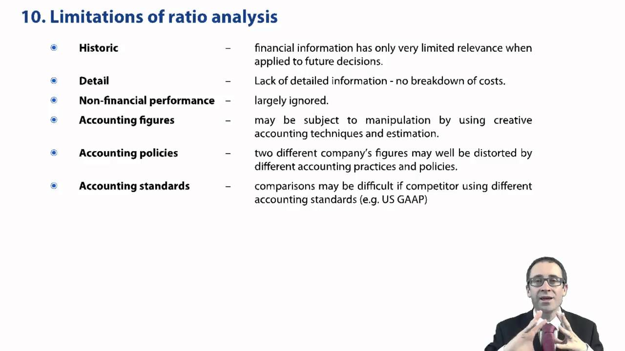 limitations of financial accounting information