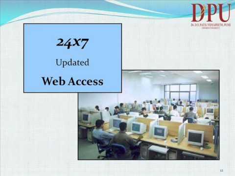 DY Patil Distance MBA Programme Pune