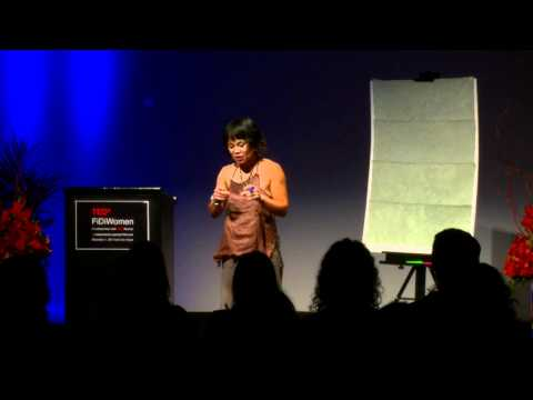 Architecture for a conscious creative legacy: Maya Corinne at TEDxFiDiWomen