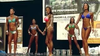 Fitness Modell +165cm - Bodysport Kupa 2016. május 07. - Kvalifikációs verseny