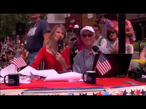 An Edmonds Kind of Fourth of July Parade 2014
