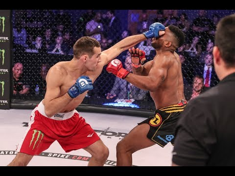 Bellator 179: Rory MacDonald vs. Paul Daley Highlights - MMA Fighting
