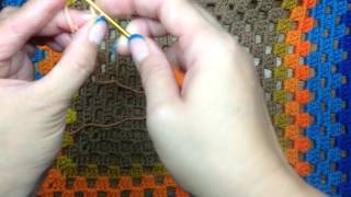 Первая петля крючком. Цепочка. Соединительная петля. Основы вязания крючком.