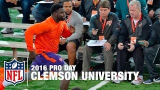 2016 Clemson University Pro Day | NFL