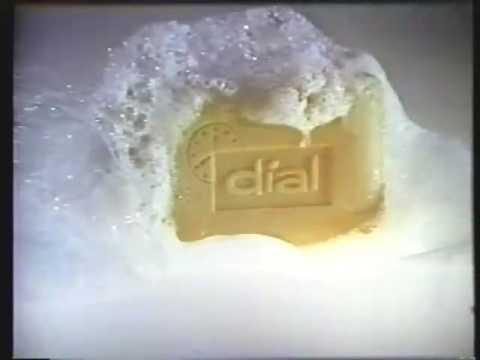 Richard Hatch 1975 Dial Soap Commercial