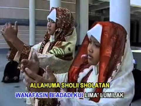 Jamiyah Sholawat Sawunggaling - Sholawat Nariyah
