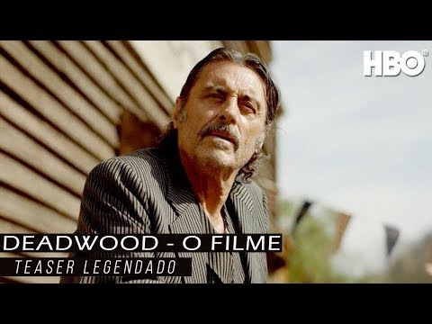 Assista o Primeiro Trailer do Filme DEADWOOD da HBO