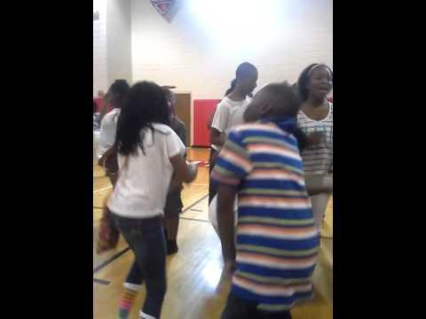 Irondale middle school sock hop