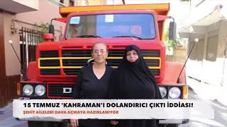 15 temmuz'da kamyon süren kadın
