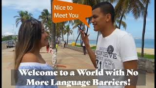 One World with One Language!