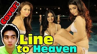 LINE TO HEAVEN:Cover EBFG