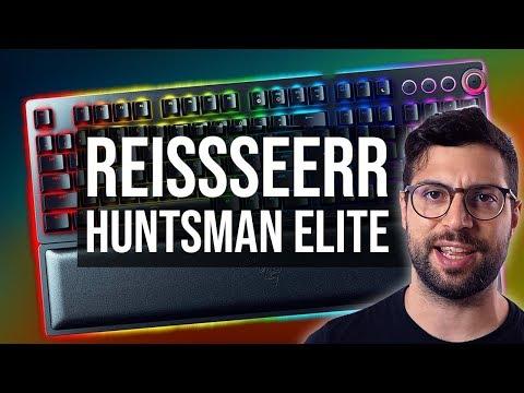 Razer Hunstman Elite: ¿¿Vale esos 200€?? Teclado mecánico gamer