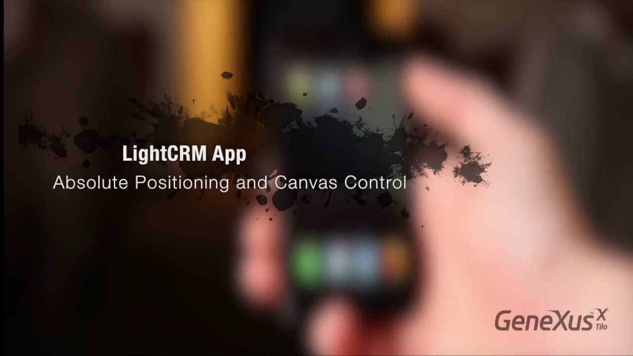 Canvas control | Article