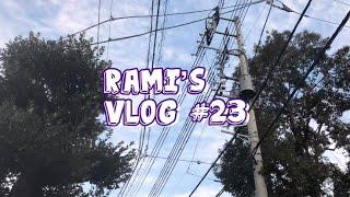 RAMI's Vlog #23 찐일상 브이로그 / 집순이의 주말 / 브이로그를 빙자한 강아지 자랑 / 일본 도쿄 유학생 브이로그