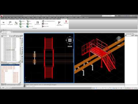 Industrial Plant Steel Structure Layout Software