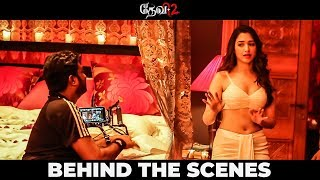 Devi 2 Official Behind the Scenes Prabhu Deva Tamannaah Vijay Sam C S